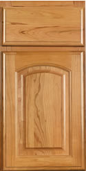 Cabinets with Coronet Mocha Finishes