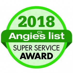 2018 Angies List Super Service